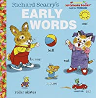 Richard Scarry's Early Words (Jellybean Books(R))