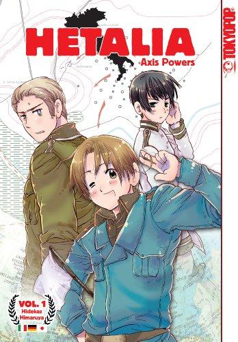 Hetalia Axis Powers Volume 1