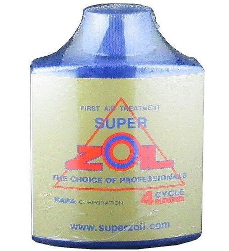 スーパーゾイル エンジンオイル添加剤 SUPER ZOIL 4サイクル用 100ml [HTRC3]