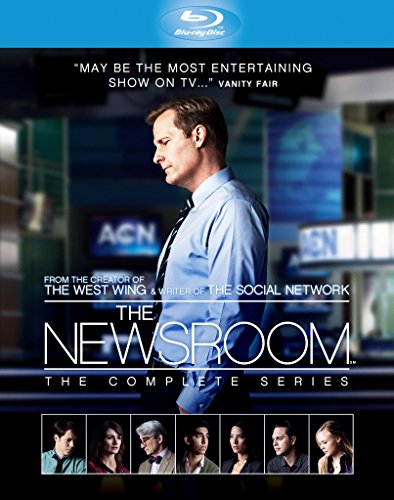 The Newsroom: Complete Season 1-3 [Blu-ray]