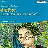 Harry Potter 2 und die Kammer des Schreckens. 10 CDs.
