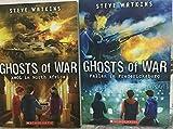 Ghosts of War 2-book set: Fallen in Fredericksburg & AWOL in North Africa