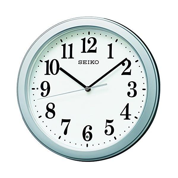 セイコークロック 電波掛時計 コンパクトサイズ...の紹介画像5
