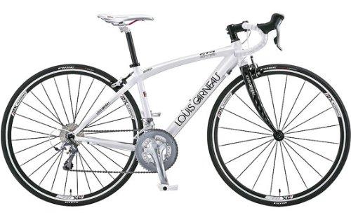 LOUIS GARNEAU(ルイガノ) ロードバイク LGS-CTR WOMEN 女性向け ホワイト 460mm 2012