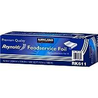 3パック卸売ロットKirkland Signatureレイノルズ食品サービス箔、3000平方フィート合計