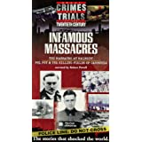 Great Crimes & Trials: Infamous Massacres [VHS] [Import]