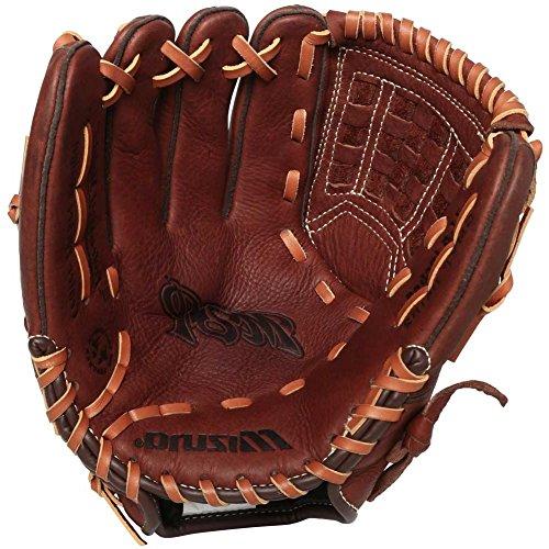 ミズノ グローブ MVP シリーズ 左投げ用 硬式 野球 (軟式 使用可) 内野手 投手 グラブ USAモデル