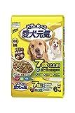 愛犬元気 7歳以上用 ささみ・緑黄色野菜・小魚入り 6kg