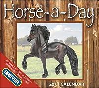 Horse-a-Day 2011 Calendar