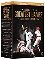 Baseball's Greatest Games [DVD] [Import]