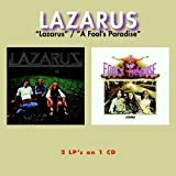 Lazarus/A Fool's Paradise (2on1) (2017 reissue)