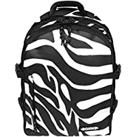 Bonne Laptop Backpack School Computer Travel Bag Water Resistant up to 15.6 inch Laptop Trendy Printed Graphics Blending Fashion and Style