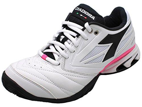 ディアドラ(DIADORA) テニスシューズ スピードスター K V W AG 171501-0013