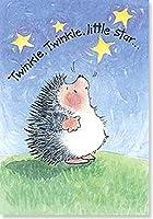 Leanin 'ツリーTwinkle Twinkle–誕生日パックの6グリーティングカード
