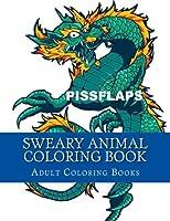 Sweary Animal Coloring Book: Dragons Swear Adult Coloring Book (Funny Swearing Animals Coloring Book) [並行輸入品]