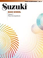 Suzuki Bass School: Piano Accompaniment (Suzuki Method Core Materials)