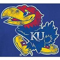 Fanatics Branded Kansas Jayhawks Blue Big & Tall Classic Primary T-Shirt スポーツ用品 2XT 【並行輸入品】