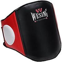 Wesing CombatスポーツドームAir TechボクシングムエタイMMAトレーニングKick Shieldリブガードボディプロテクターベリーパッド