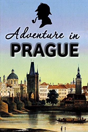 Adventure in Prague: Sherlock Holmes, John Watson, Erotic Mystery (English Edition)