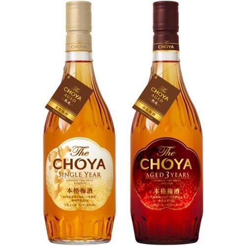The CHOYA 2本セット 720ml×2本