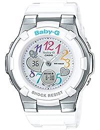 [カシオ] ベビージー BGA-116-7B2JF 腕時計 ホワイト