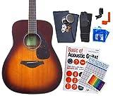 ヤマハ ギター アコースティックギター 初心者 入門 12点 セット YAMAHA FG820 BS [98765] 【検品後発送で安心】