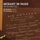 モーツァルト:ヴァイオリン・ソナタ第18番 - 第23番(ギル・シャハム)