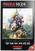 1000ピース ジグソーパズル Perre Group 花束 Drechsler: Flowers Bouquet 61×61cm 1016