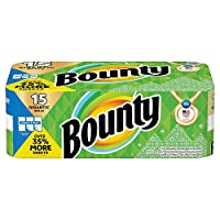 Bounty select-a-size Gigantic Rollオリンピック印刷( 15巻、152Sheets per Roll )