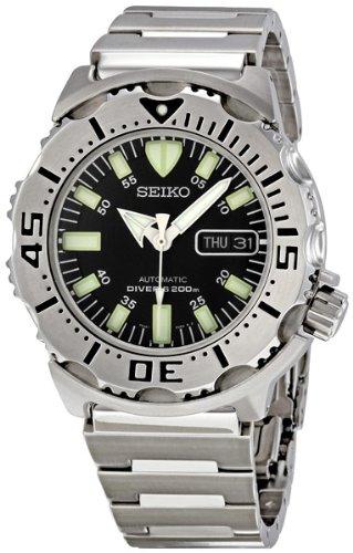 [セイコー]SEIKO ブラックモンスター 腕時計 自動巻き ダイバー SKX779K[逆輸入]