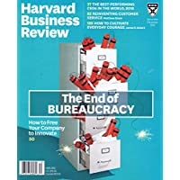 Harvard Business Review [US] November - December 2018 (単号)