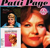 Say Wonderful Things: Love After Midnight by PATTI PAGE (2003-11-25)