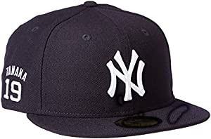 MLBで活躍する日本人プレーヤーをフィーチャーしたシリーズ。右サイドにニューヨークヤンキースの田中将大選手の名前と背番号が刺繍されています。