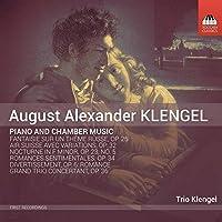クレンゲル:ピアノ曲と室内楽作品集