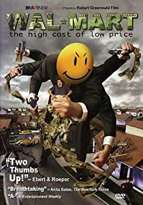 Wal-Mart: The High Cost of Low Price [DVD] [Import]