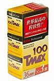 Kodak 白黒フィルム プロフェッショナル用 35mm T-MAX100 36枚 3本パック 9130427