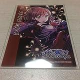 BanG Dream! Roselia 熱色スターマイン CD 初回生産限定 特典 キャラクターカード ステッカー 今井リサ