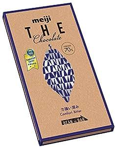 明治 明治ザ・チョコレート力強い深みコンフォートビター 50g×10箱