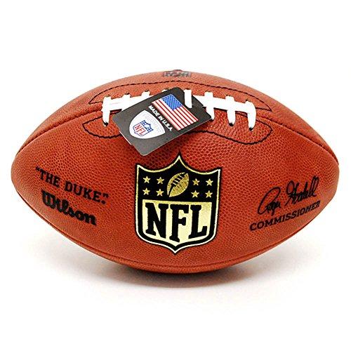"""(ウィルソン)Wilson NFL Official ゲームボール """"""""The Duke"""""""" - [その他]"""""""