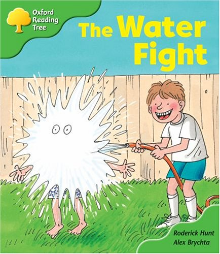 Oxford Reading Tree: Stage 2: More Storybooks: The Water Fight: pack Aの詳細を見る