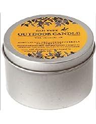 カメヤマキャンドル(kameyama candle) シトロネラ缶入りキャンドル A9300500