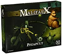 WyrdミニチュアMALIFAUX Outcast Pigapultモデルキット