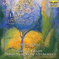 Macdowell: Piano Concerto No. 2/Liszt: Piano Conce