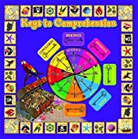 Remedia Publications Keys To Comprehension Game - Level B