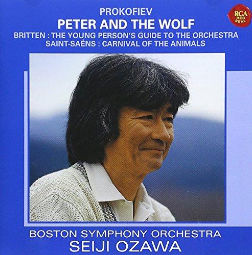 プロコフィエフ:ピーターと狼の詳細を見る