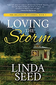 Loving the Storm (The Delaneys of Cambria Book 3) by [Seed, Linda]