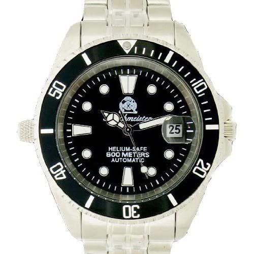 [トーチマイスター1937]Tauchmeister1937 腕時計 ドイツ製プロダイバーズ U-BOOT 600M 自動巻サブマリーナ T0098 (並行輸入品)