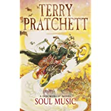 Soul Music: (Discworld Novel 16) (Discworld series)