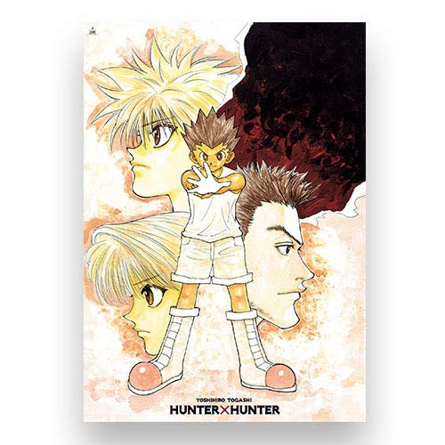 ジャンプ展 Vol.3 ハンターハンター HUNTER×HUNTER B2ポスター