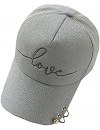 (Magno) レディース ロゴ キャップ 帽子 カジュアル シンプル